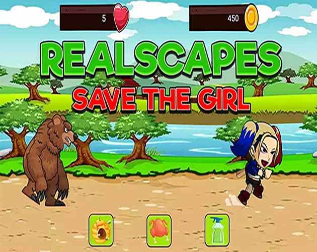 RealScapes - Save The Girl 2021